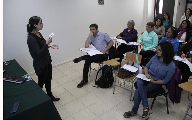 Trabajadores se capacitaron como agentes de igualdad de género en UST La Serena