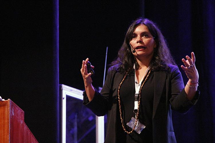 Directora del Centro CIELO de la UST presente en el Congreso Futuro 2020 Talca