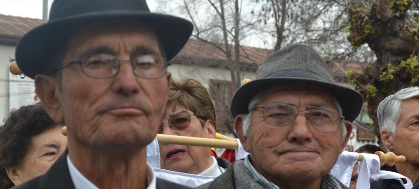 """Significados y experiencias de la niñez y vejez como polos vitales de """"cuidado"""" en familias del medio rural del Valle de Aconcagua"""
